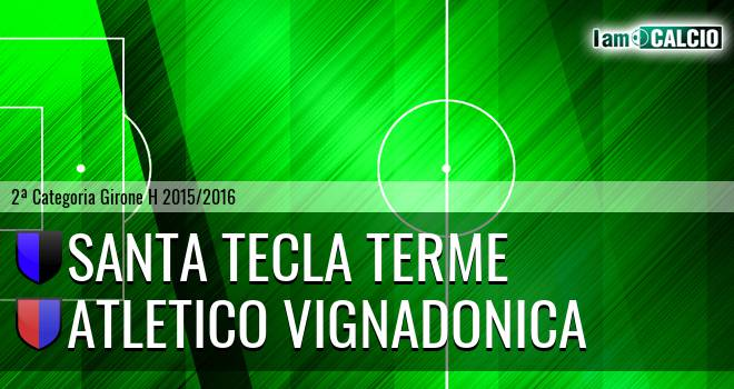Santa Tecla Terme - Atletico Vignadonica