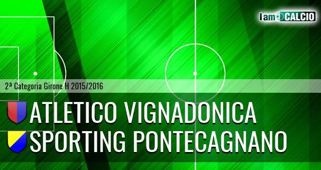 Atletico Vignadonica - Sporting Pontecagnano
