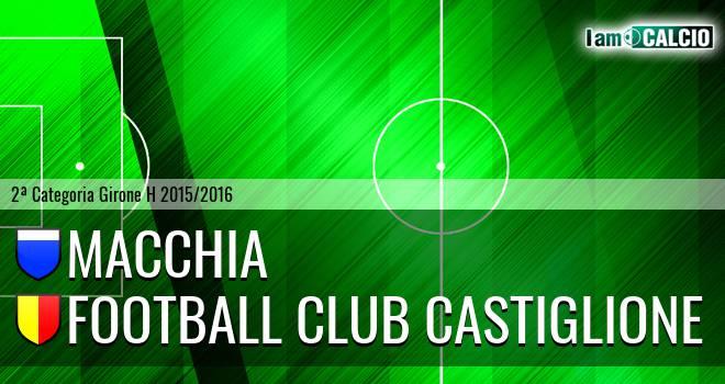 Macchia - Football Club Castiglione