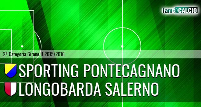 Sporting Pontecagnano - Longobarda Salerno
