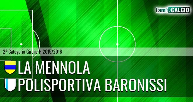 La Mennola - Polisportiva Baronissi