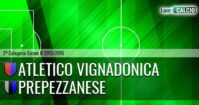 Atletico Vignadonica - Prepezzanese