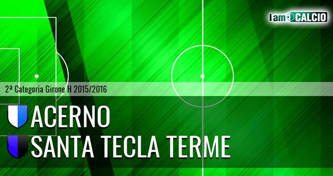 Acerno - Santa Tecla Terme
