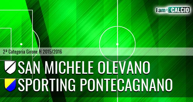 San Michele Olevano - Sporting Pontecagnano
