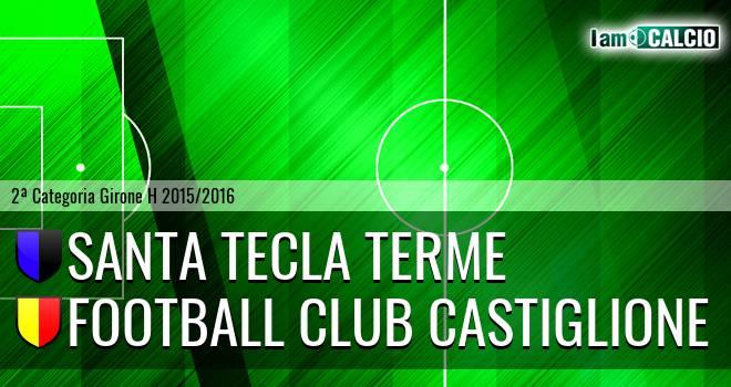 Santa Tecla Terme - Football Club Castiglione