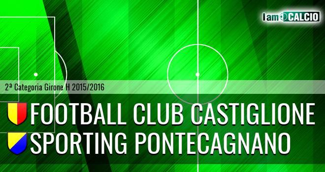 Football Club Castiglione - Sporting Pontecagnano