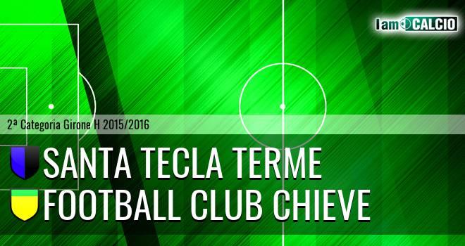 Santa Tecla Terme - Football Club Chieve