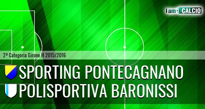 Sporting Pontecagnano - Polisportiva Baronissi