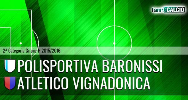 Polisportiva Baronissi - Atletico Vignadonica