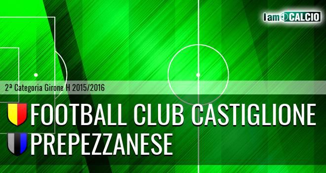 Football Club Castiglione - Prepezzanese