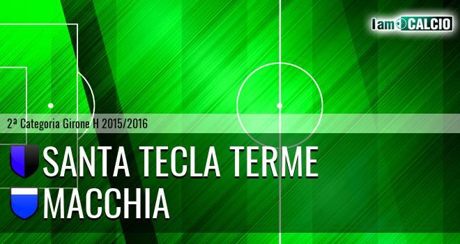 Santa Tecla Terme - Macchia