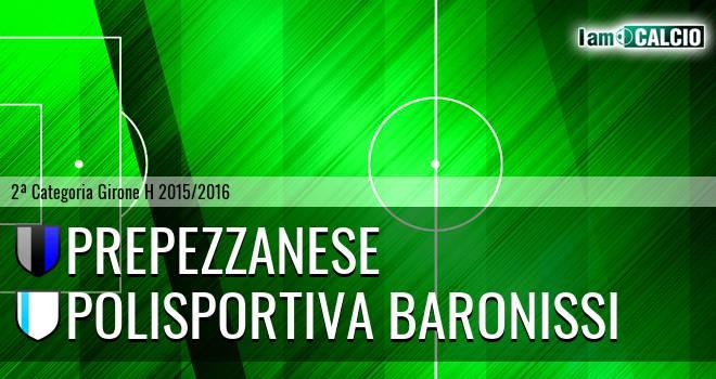 Prepezzanese - Polisportiva Baronissi