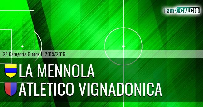 La Mennola - Atletico Vignadonica