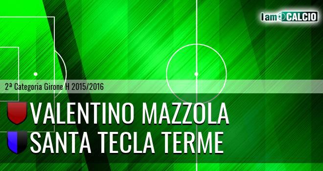 Valentino Mazzola - Santa Tecla Terme