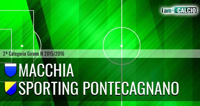 Macchia - Sporting Pontecagnano