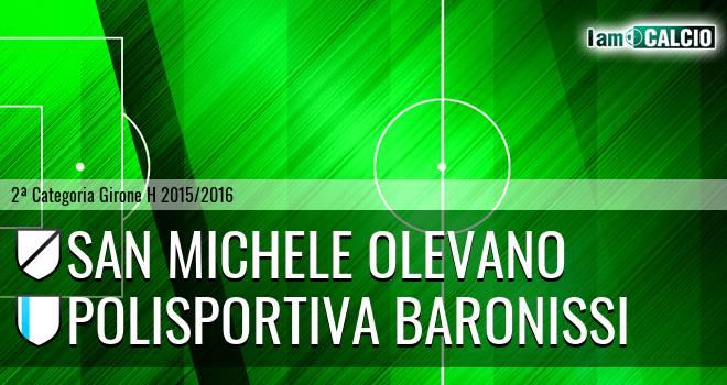 San Michele Olevano - Polisportiva Baronissi