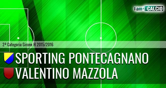 Sporting Pontecagnano - Valentino Mazzola