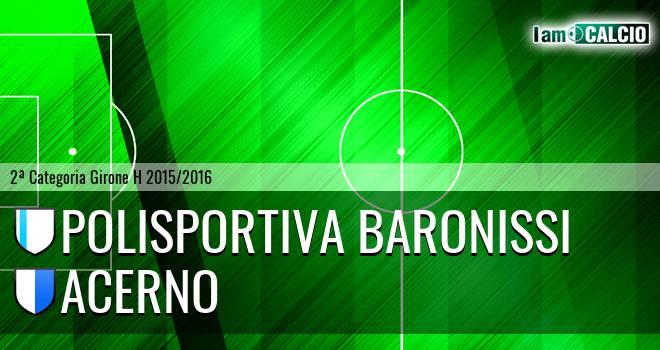 Polisportiva Baronissi - Acerno
