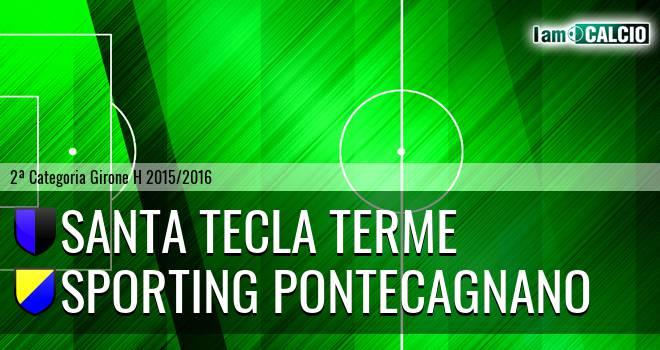 Santa Tecla Terme - Sporting Pontecagnano