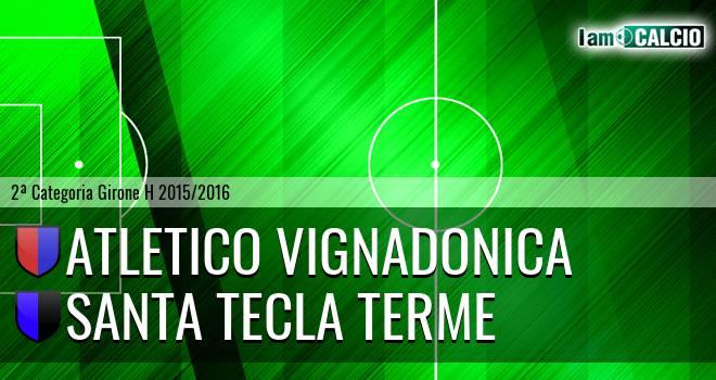 Atletico Vignadonica - Santa Tecla Terme