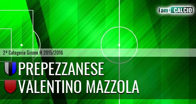 Prepezzanese - Valentino Mazzola