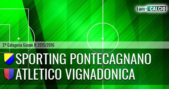 Sporting Pontecagnano - Atletico Vignadonica