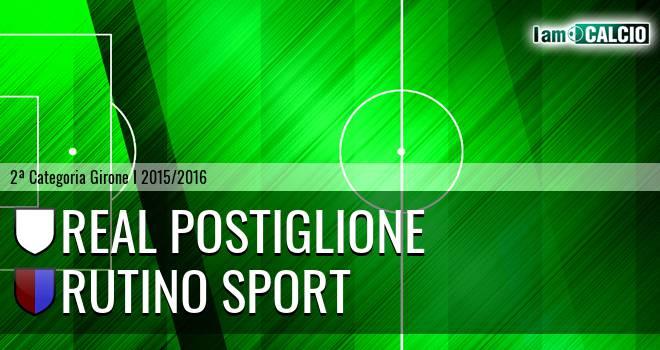 Real Postiglione - Rutino Sport