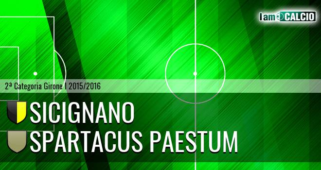 Sicignano - Spartacus Paestum
