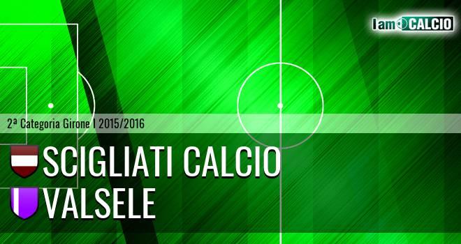 Scigliati Calcio - Valsele