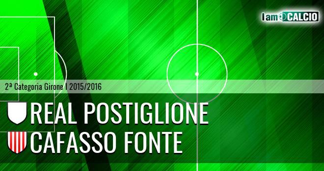 Real Postiglione - Cafasso Fonte
