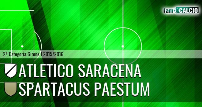 Atletico Saracena - Spartacus Paestum
