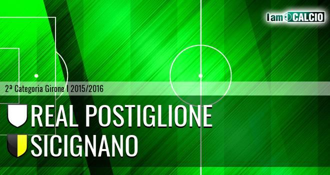 Real Postiglione - Sicignano