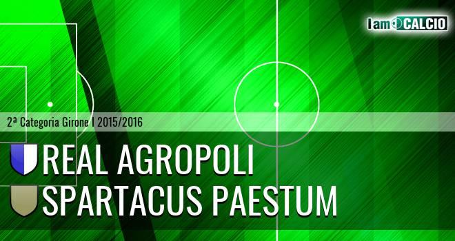 Real Agropoli - Spartacus Paestum