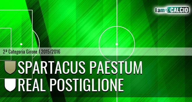 Spartacus Paestum - Real Postiglione
