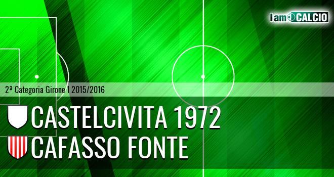 Castelcivita 1972 - Cafasso Fonte