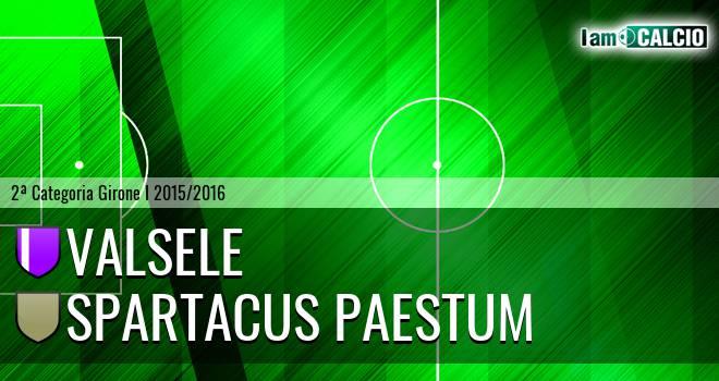 Valsele - Spartacus Paestum
