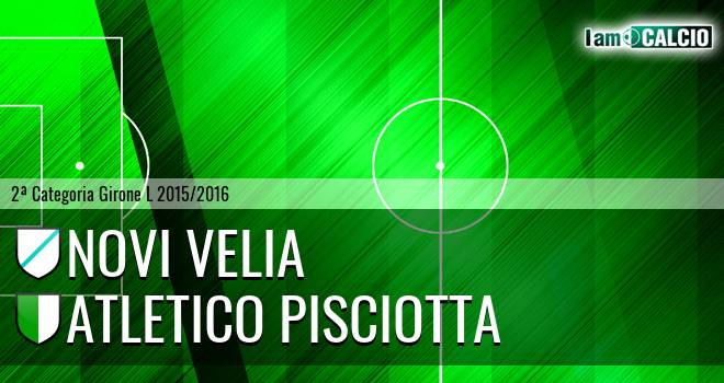 Novi Velia - Atletico Pisciotta