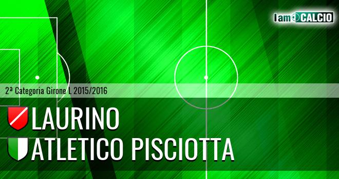 Laurino - Atletico Pisciotta