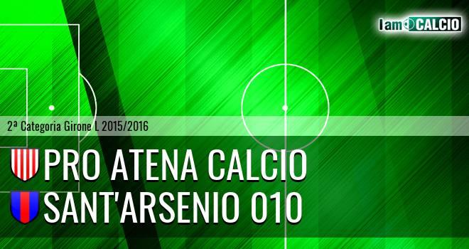 Pro Atena Calcio - Sant'Arsenio 010