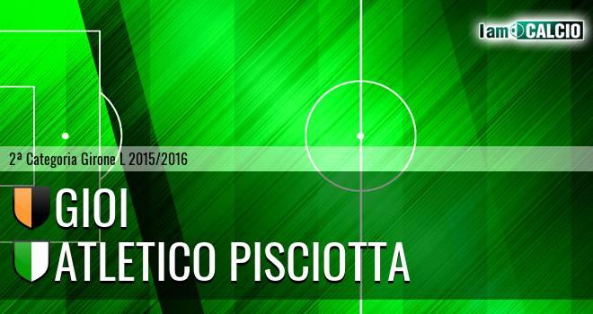 Gioi - Atletico Pisciotta