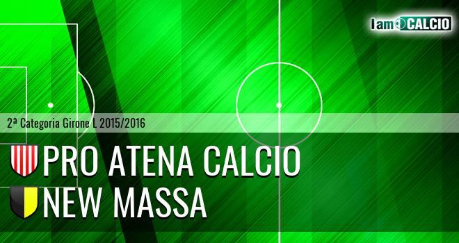 Pro Atena Calcio - Polisportiva Cilento