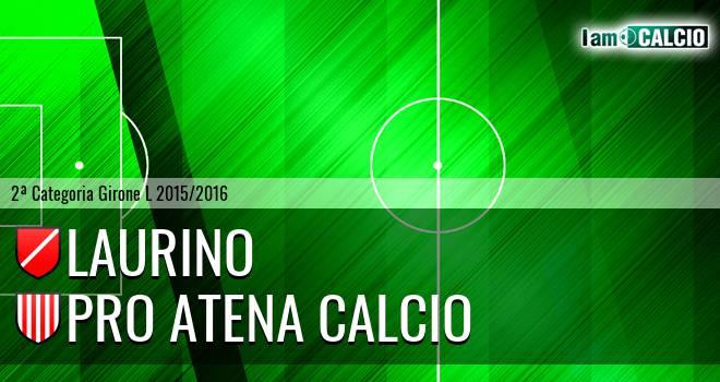Laurino - Pro Atena Calcio
