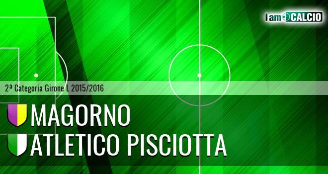 Magorno - Atletico Pisciotta