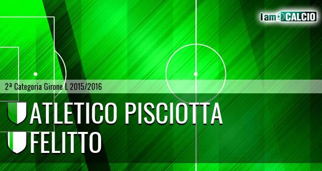 Atletico Pisciotta - Felitto