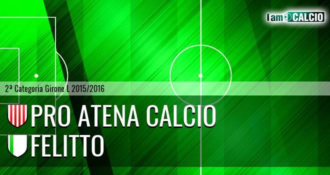 Pro Atena Calcio - Felitto