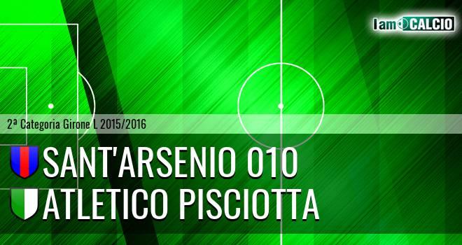 Sant'Arsenio 010 - Atletico Pisciotta