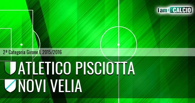 Atletico Pisciotta - Novi Velia