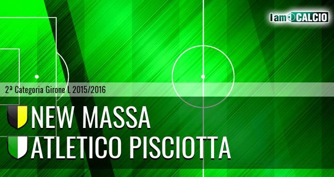 Polisportiva Cilento - Atletico Pisciotta