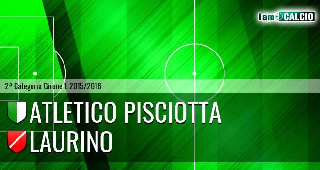 Atletico Pisciotta - Laurino