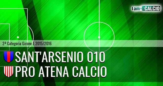 Sant'Arsenio 010 - Pro Atena Calcio